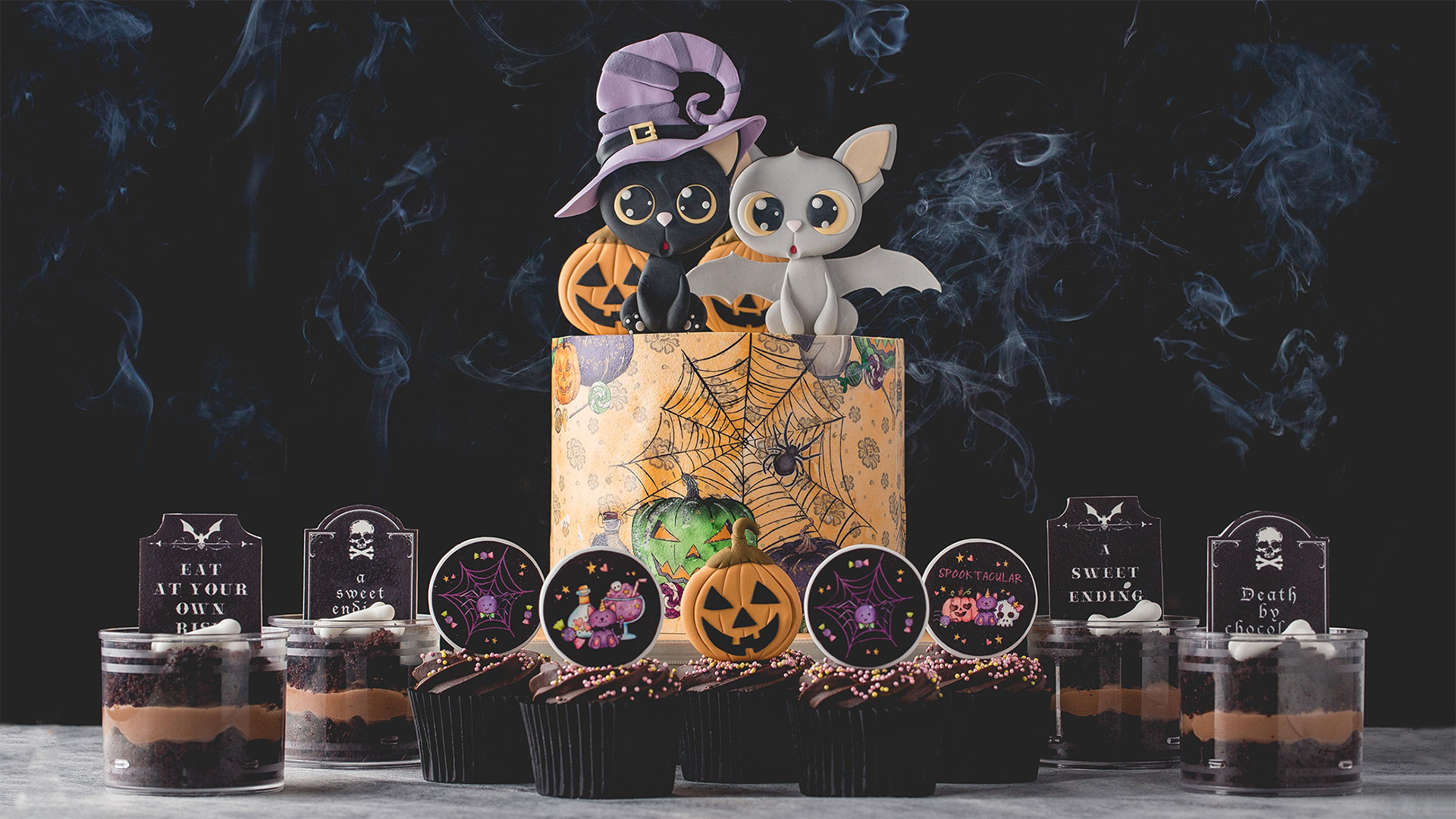 Halloween course